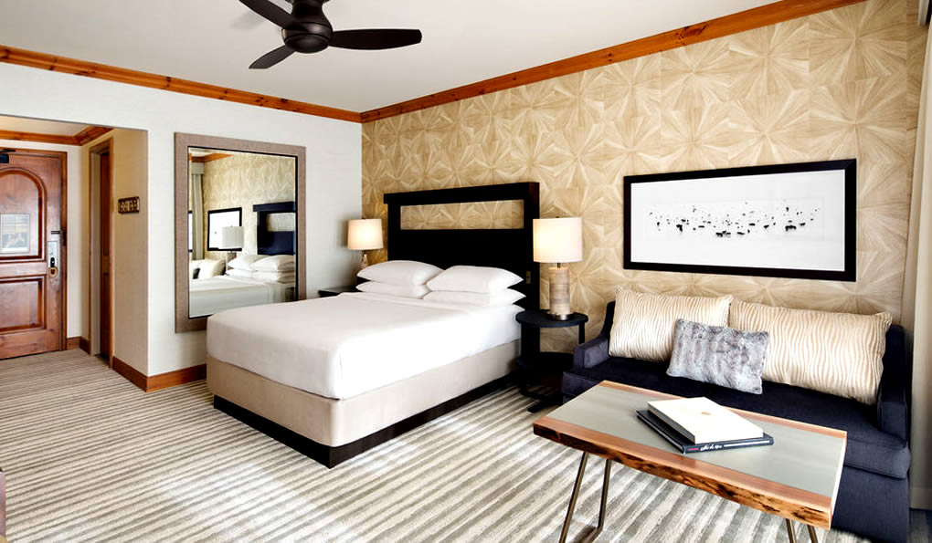Recent Project ~ Park Hyatt Beaver Creek Resort & Spa: Guest Room